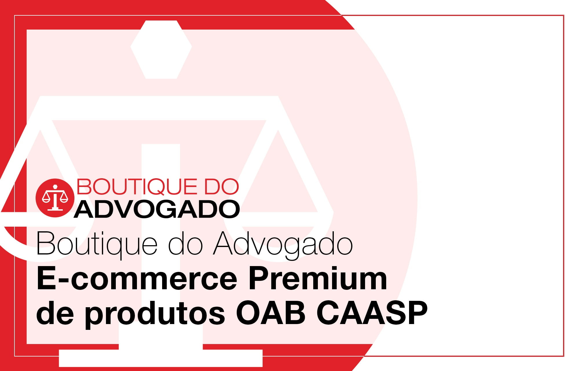 Capa Post Boutique do Advogado