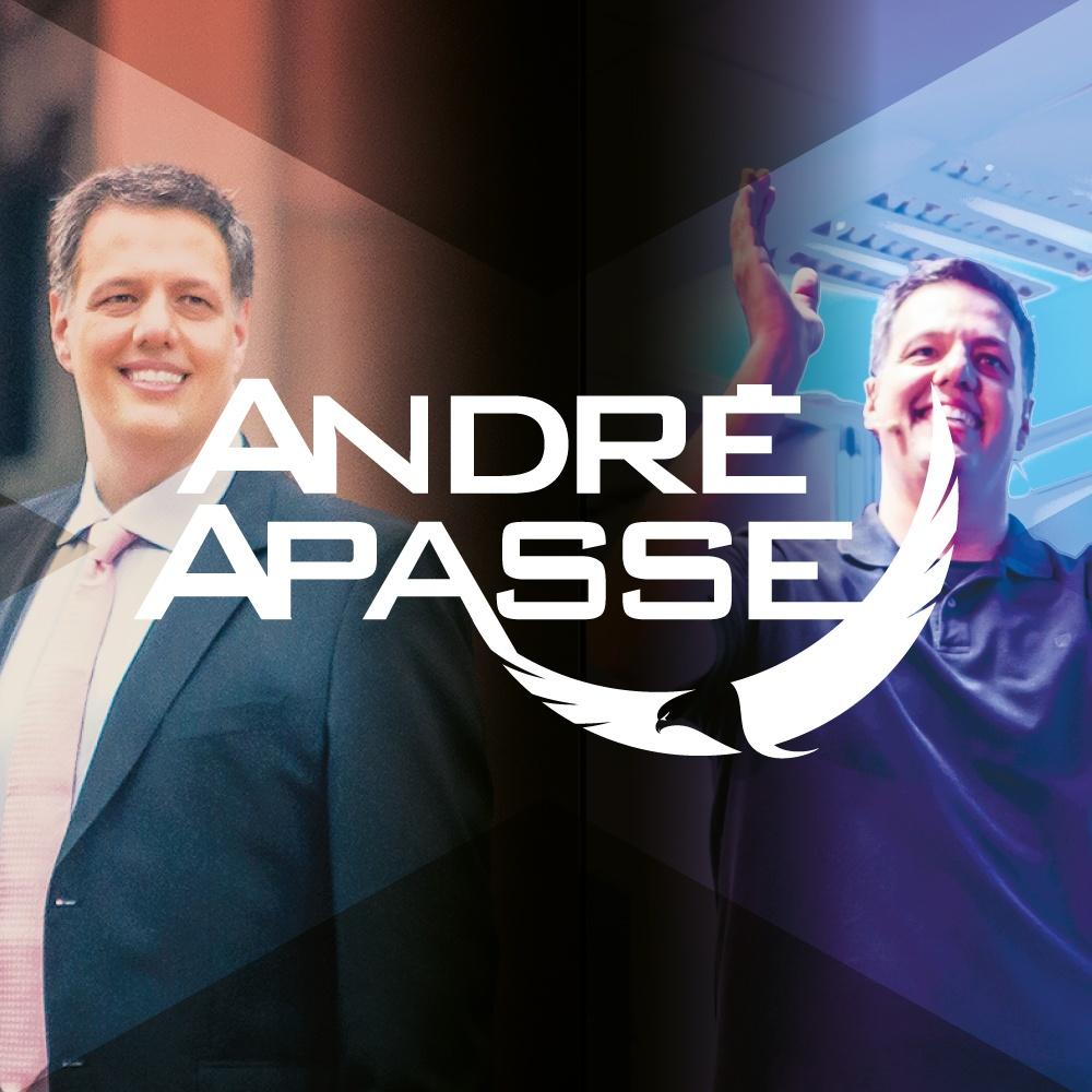 Capa André Apasse