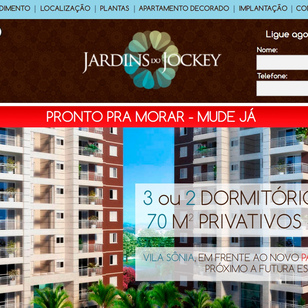 Jardins do Jockey Site