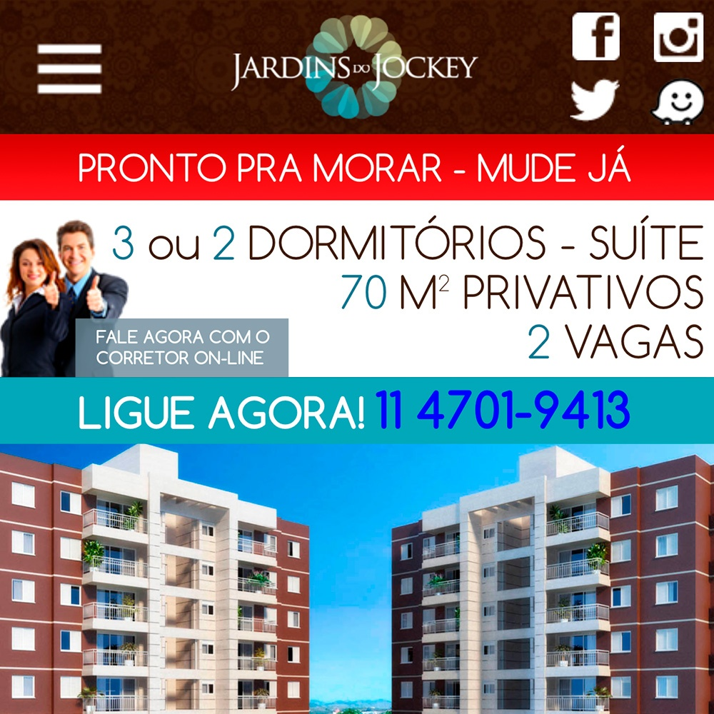 Jardins do Jockey Mobile